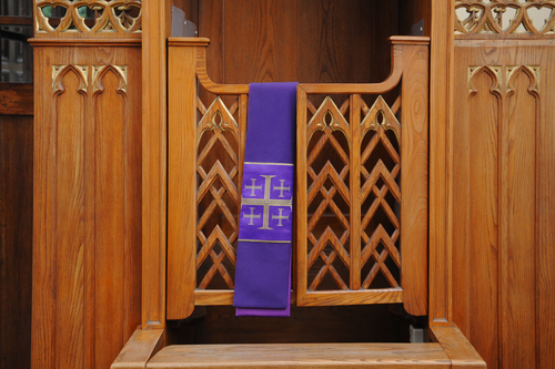 Clergy Abuse – Confessional
